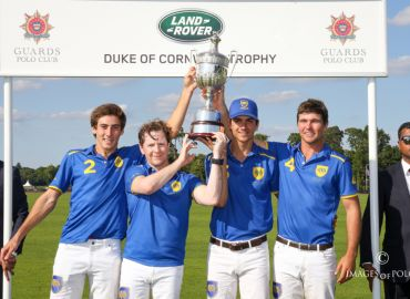 The Duke of Cornwall Trophy 2018