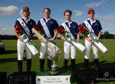 Duke of Wellington Trophy 2019