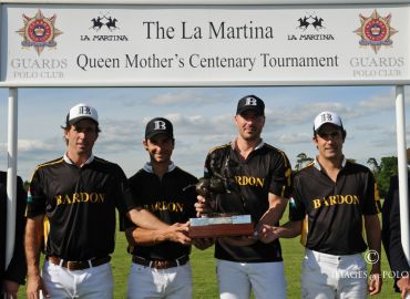 La Martina Queen Elizabeth The Queen Mother Centenary Trophy 2018