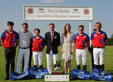 La Martina Queen Elizabeth The Queen Mother's Centenary Trophy 2019