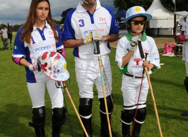 Guards La Aguada Youth Polo 2018